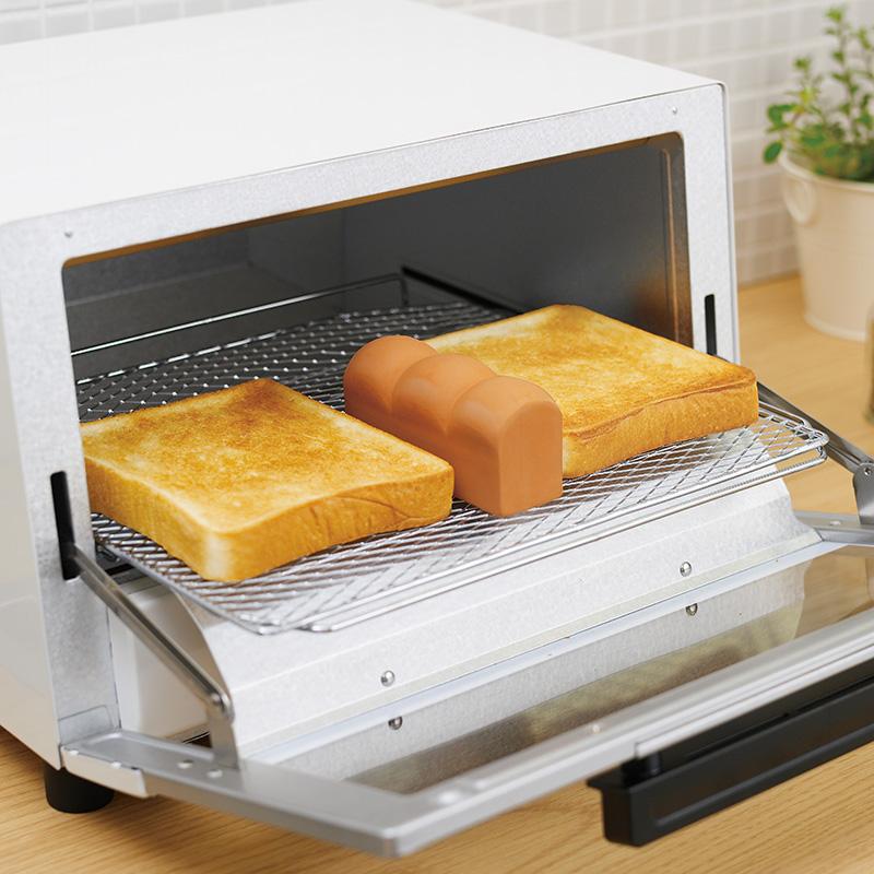 【トーストをワンランク上の焼き上がりに。】トーストスチーマー