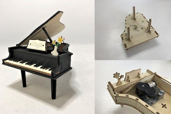 グランドピアノオルゴール