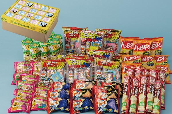 チャンスBOXお菓子キット60名様用