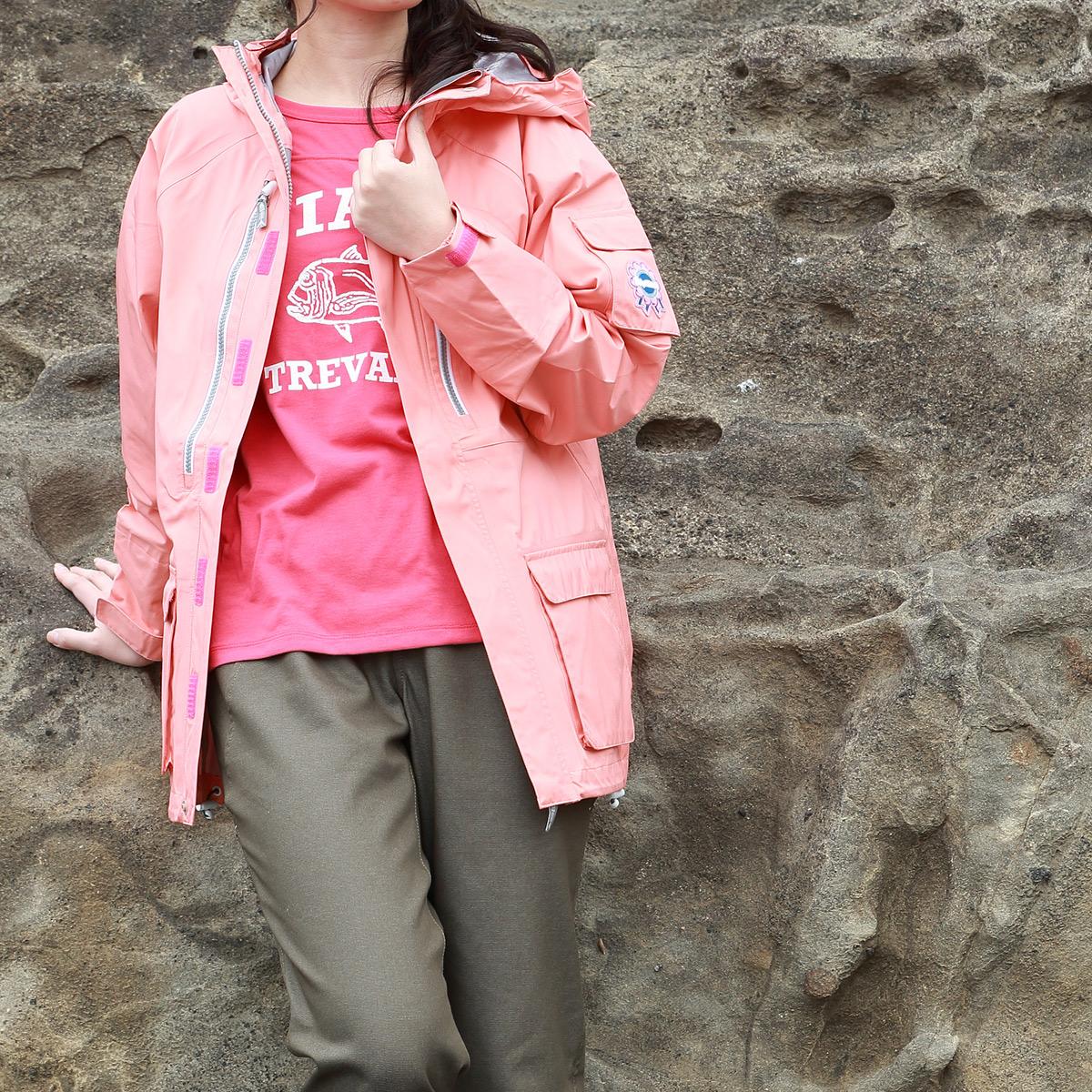 フィッシングジャケット【全4色】