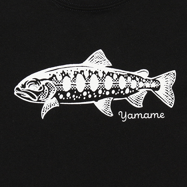 UO-Tシャツ ヤマメ(キッズ)