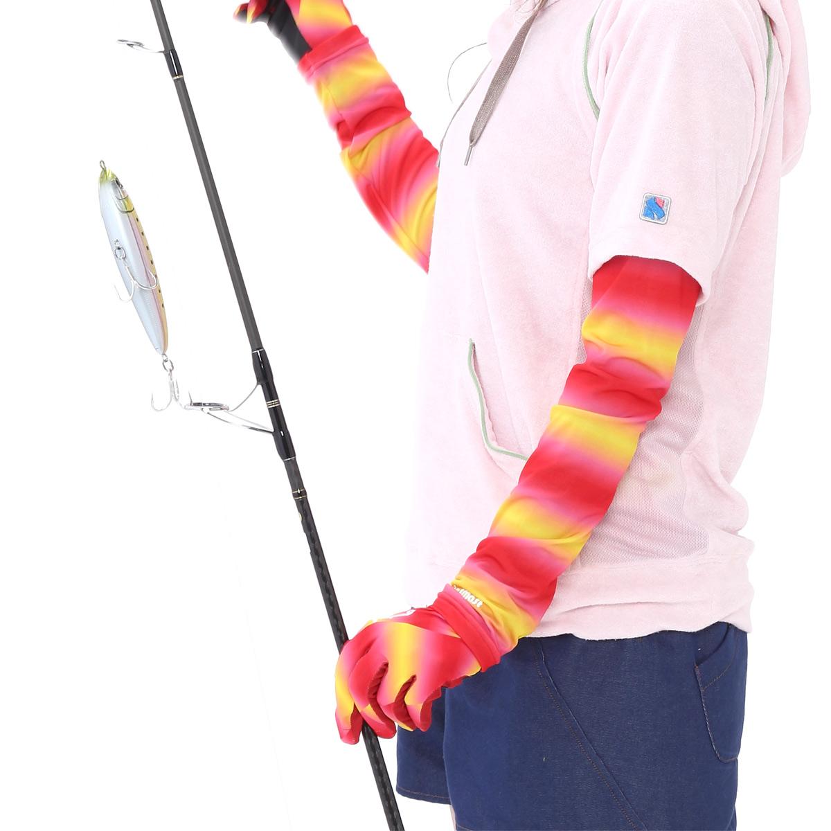 UVカットロングスリーブTシャツ【全4色】