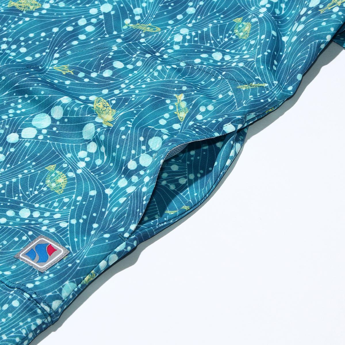 UVカットプルパーカー(半袖)