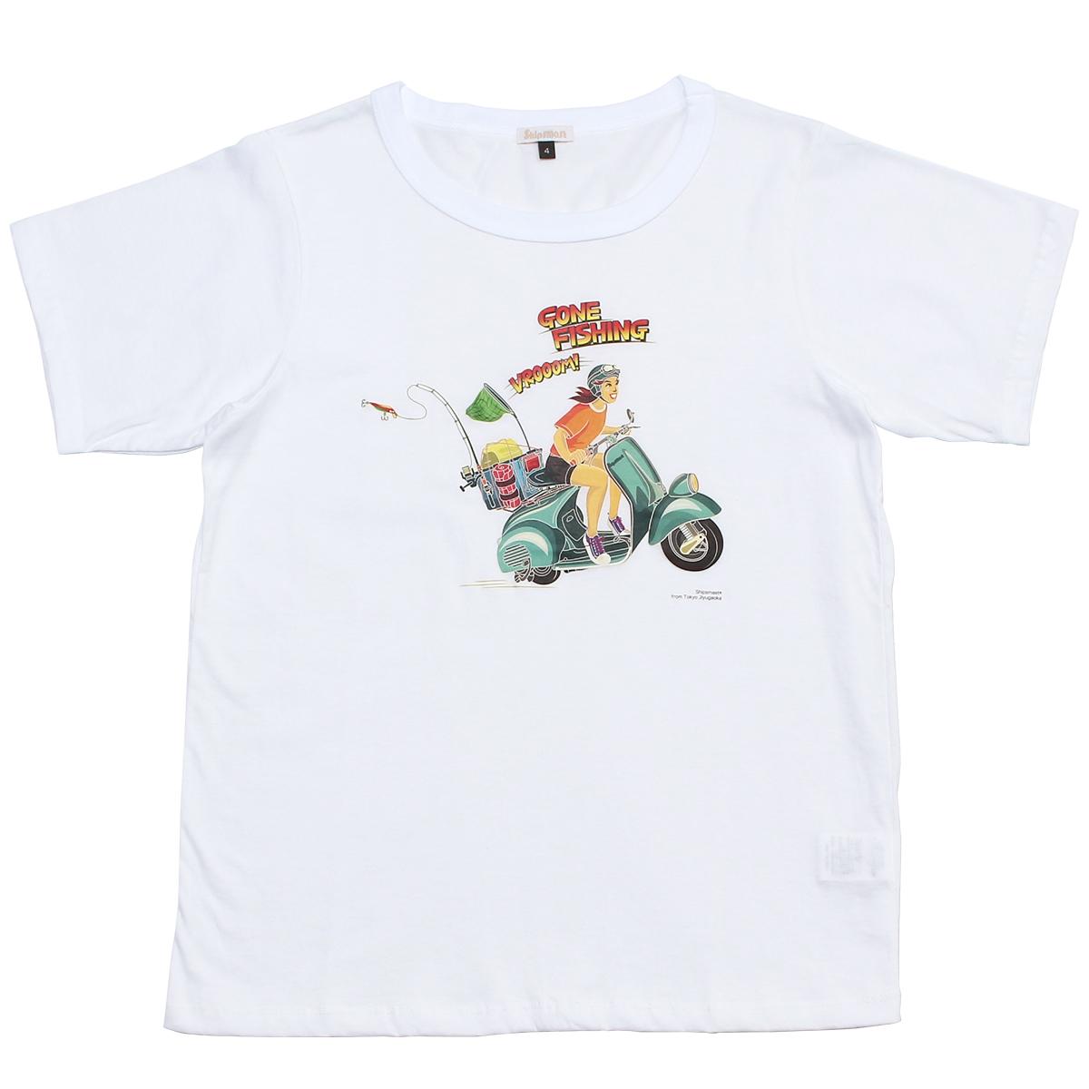 フルカラーTシャツ【全2色】