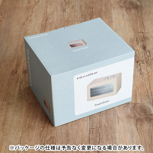 recolte Food Dryer RFD-1 レコルト フードドライヤー