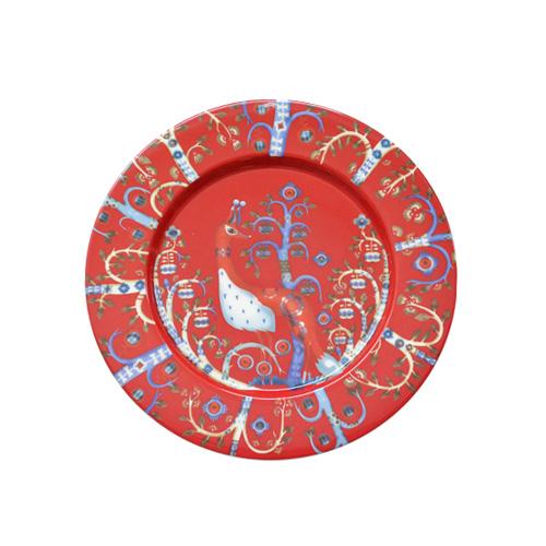 正規販売店 イッタラ タイカ プレート フラット [22cm / レッド] iittala Taika Plate flat