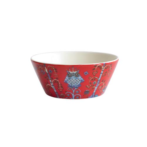 正規販売店 イッタラ タイカ ボウル [300ml / レッド] iittala Taika Bowl