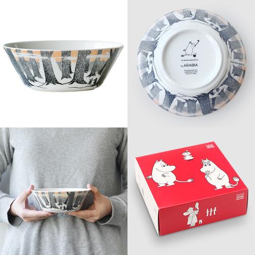 アラビア ムーミン ボウル 15cm トゥルートゥーイッツオリジン ARABIA Moomin Bowl TRUE TO ITS ORIGINS