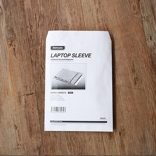 アナハイム ラップトップスリーブ ANAheim Laptop Sleeve 13inch