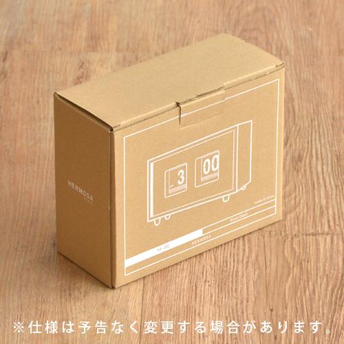 ハモサ ピボットクロック スチール HERMOSA PIVOT CLOCK steel [RP-002]
