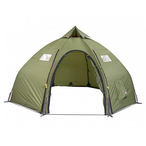 ヘルスポート バランゲルドーム アウターテント + ポール Helsport Varanger Dome Outertent + Pole [ 8-10人用 ]