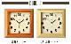 フリスコウォールクロック [TSI026/27] FRISCO Wall Clock