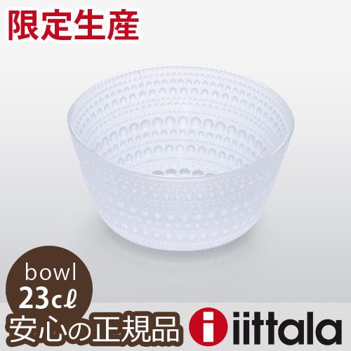 イッタラ カステヘルミ 2017年限定生産 ボウル [ 230ml/ フロスト ] iittala Kastehelmi Bowl