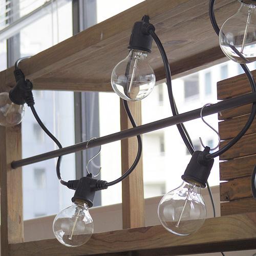 ストリングスライト [12ソケット/電球なし] Strings Light 12 socket