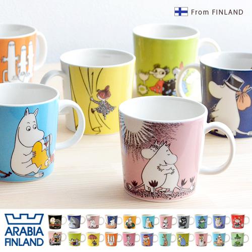 ムーミン マグ アラビア ARABIA Moomin Mug
