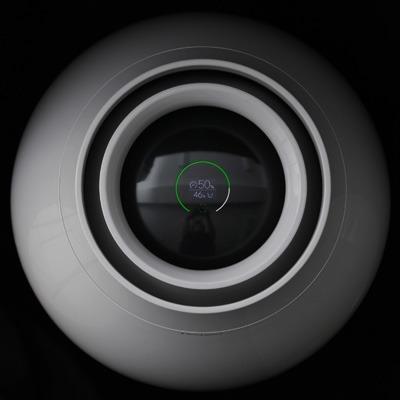 バルミューダ レイン 加湿器 Wi-Fi 非対応 2021モデル BALMUDA Rain ERN-1100SD-WK