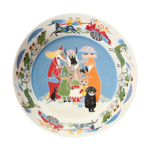 アラビア ムーミン サービングボウル 23cm フレンドシップ ARABIA Moomin Serving bowl 23cm Friendship