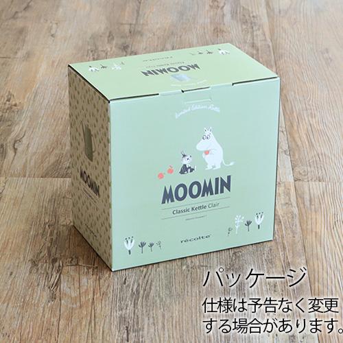 レコルト クラシックケトル クレール ムーミン recolte Classic Kettle Clair MOOMIN [0.8L / RCK-3]