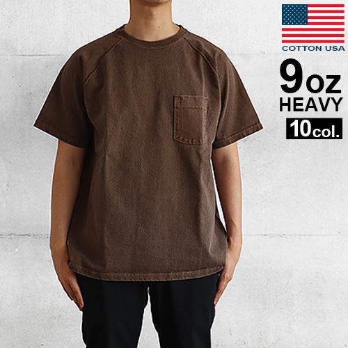 Good On RAGLAN POCKET TEE GOST1101 グッド オン ラグラン ポケット T-SHIRTS