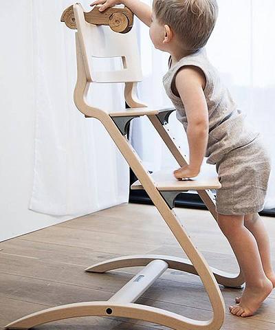 SALE リエンダー ハイチェア + セーフティーバー セット Leander high chair 日本正規品8年保証