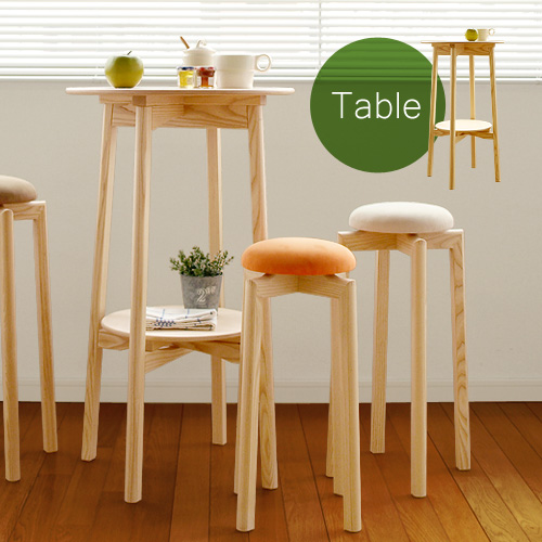 h concept × 匠工芸 MUSHROOM TABLE マッシュルーム テーブル