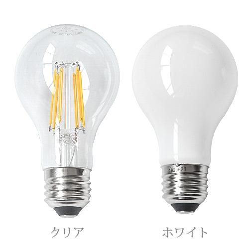 LEDフィラメント電球 [E26/60W] LED FILAMENT BULB NL-LEDA 60W