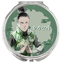 <予約>「NARUTO -ナルト- 疾風伝」コンパクトミラー PALE TONE series 結印ver. (IC)