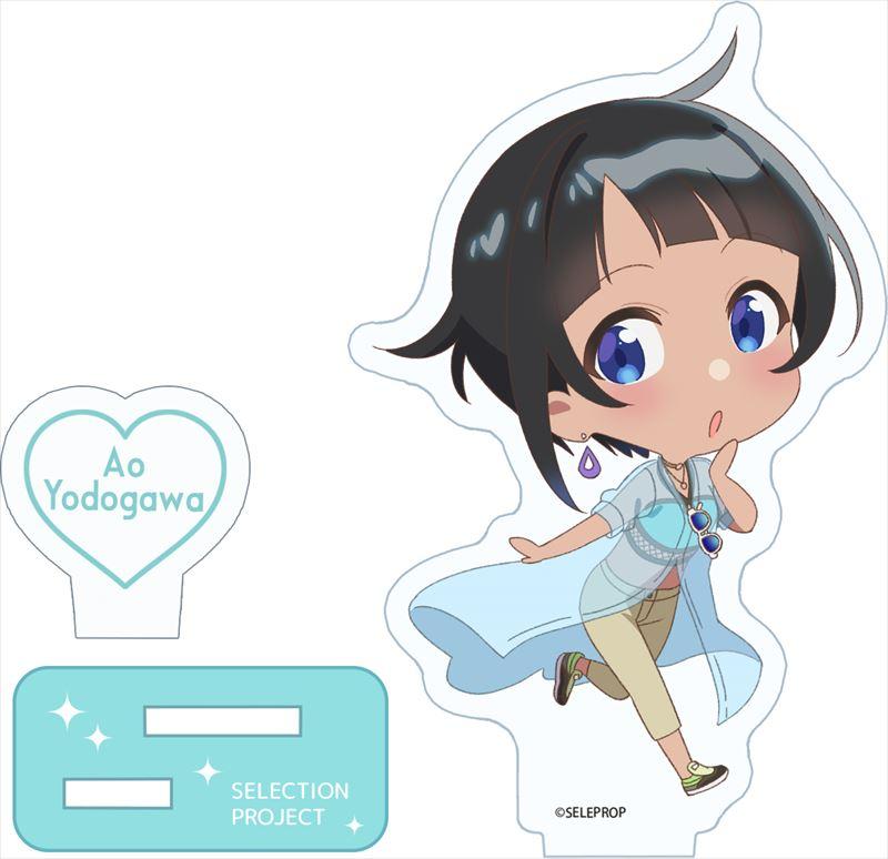 <予約>「TVアニメ『SELECTION PROJECT』」アクリルスタンド (CR)