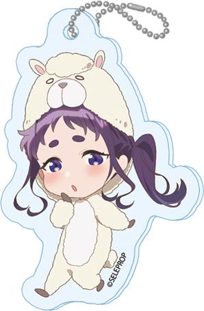 <予約>「TVアニメ『SELECTION PROJECT』」トレーディングアクリルキーホルダー (CR)