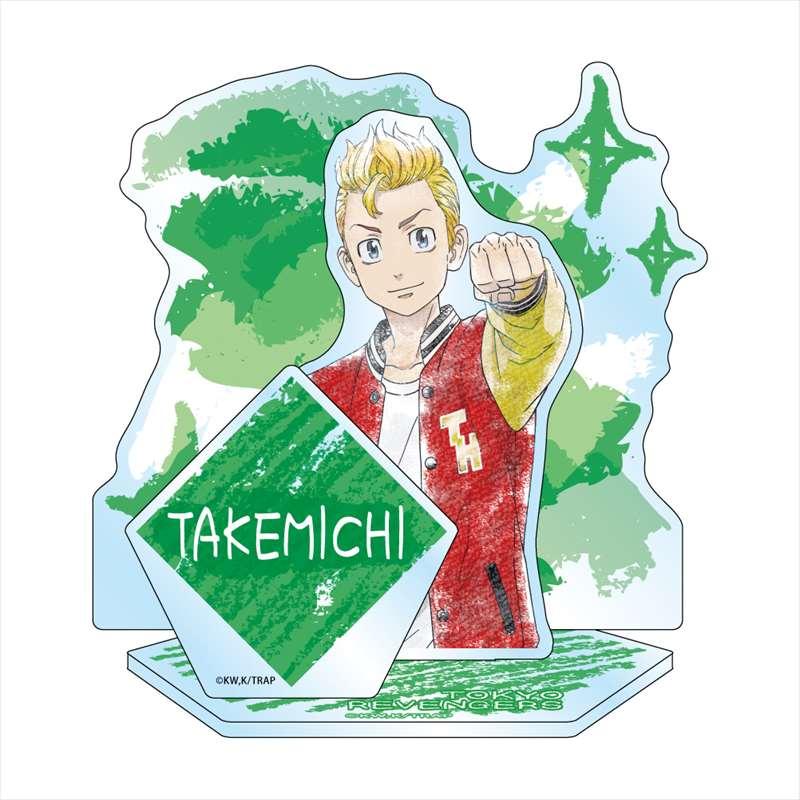 <予約>「東京リベンジャーズ」パステルクレヨンアート アクリルジオラマ (CR)