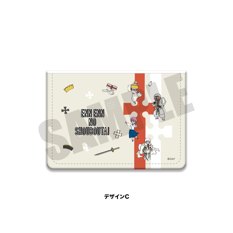 <予約>「炎炎ノ消防隊」プレイピー 付箋ブック