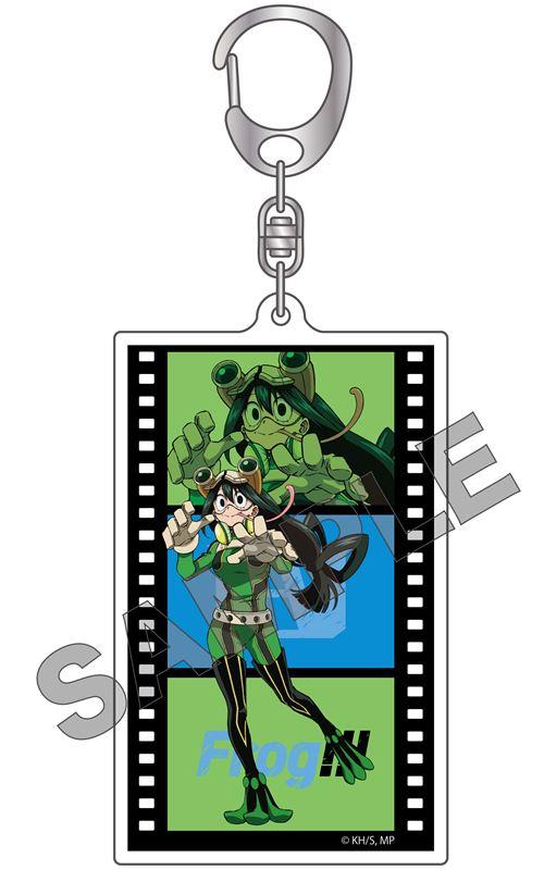 <予約>「僕のヒーローアカデミア」フィルムキーホルダー 1BOX (CR)