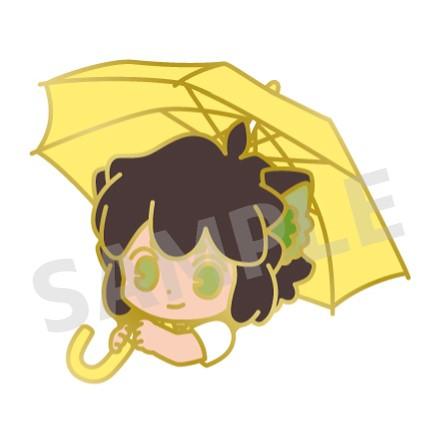 <予約>「羅小黒戦記」ピンズコレクション Rainy day ver. (IC)
