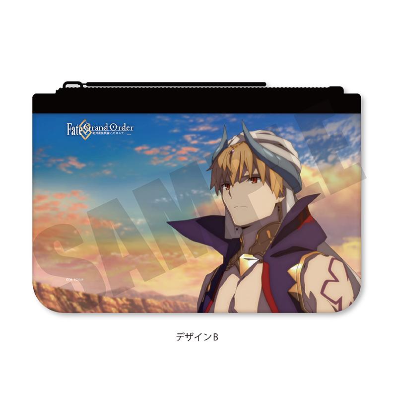 <予約>「Fate/Grand Order」 フラットバッグ