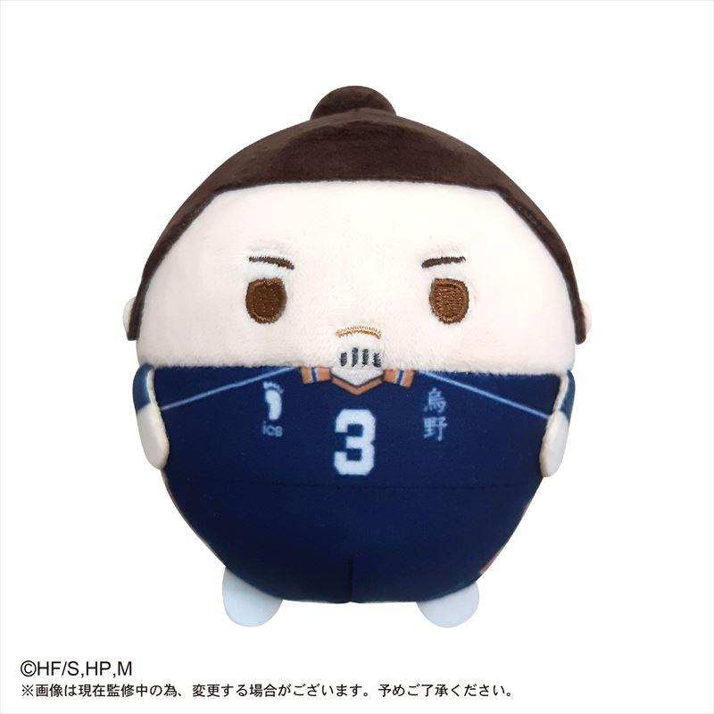 <予約>「ハイキュー!!」ふわコロりん3 1BOX (CR)