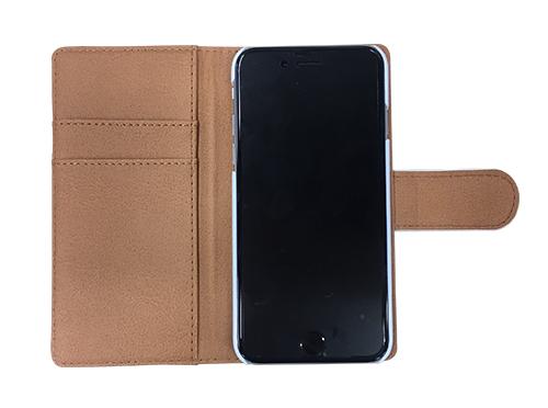 「アフリカのサラリーマン」スイートイ 手帳型iPhoneケース