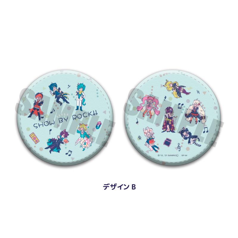 <予約>「SHOW BY ROCK!! STARS!!」丸型コインケース