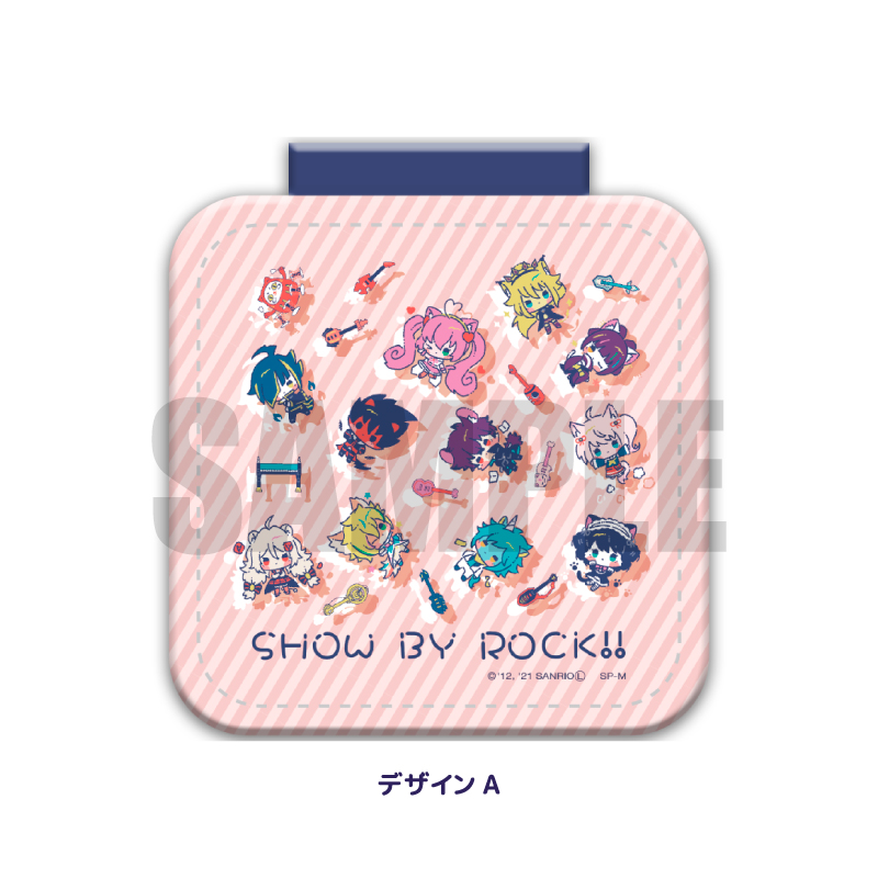 <予約>「SHOW BY ROCK!! STARS!!」コードクリップ