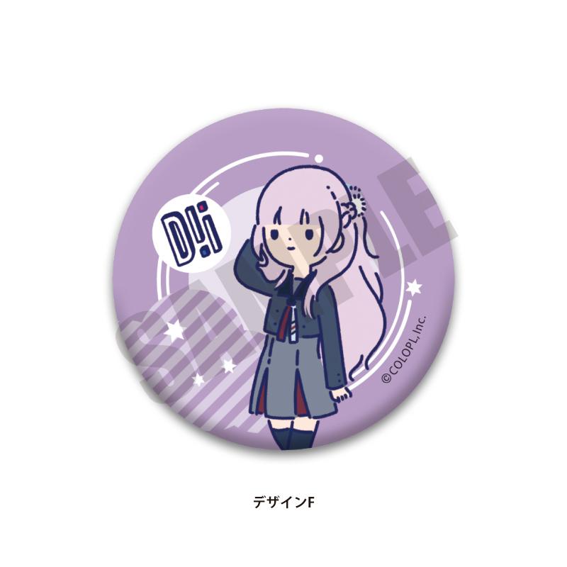 <予約・専売>「DREAM!ing」プレイピー 缶バッジA(BOX)