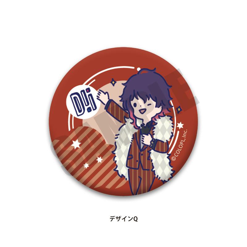 <予約・専売>「DREAM!ing」プレイピー 缶バッジB(BOX)