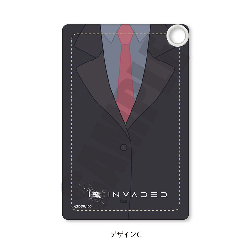「ID:INVADED イド:インヴェイデッド」 パスケース