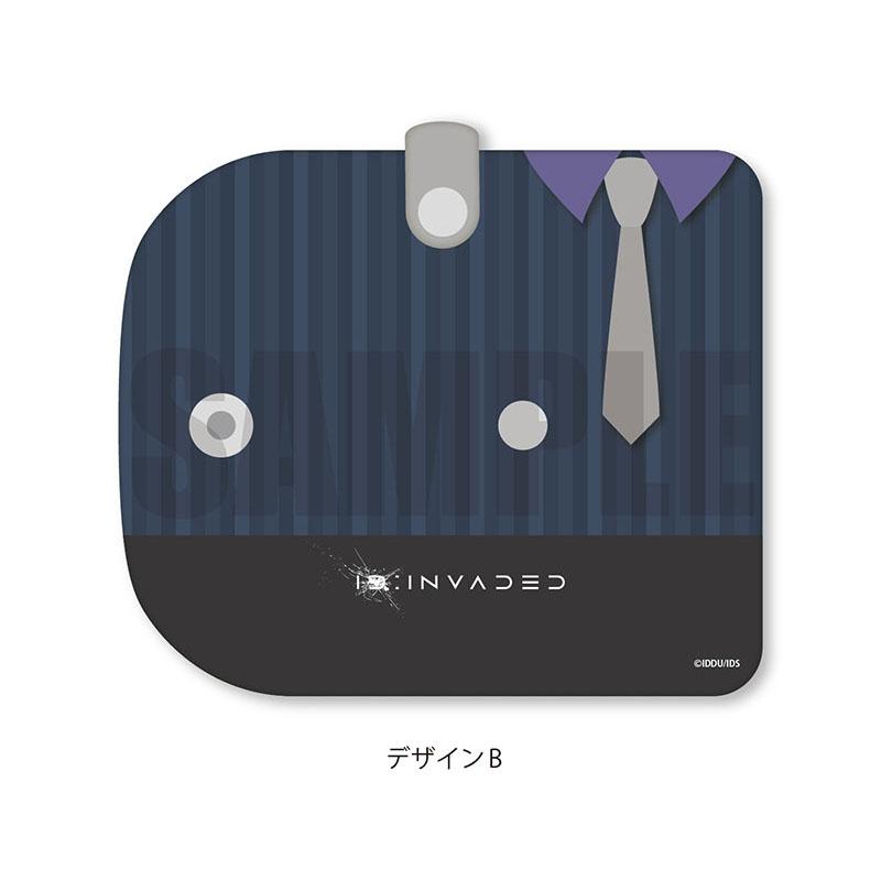 「ID:INVADED イド:インヴェイデッド」 ロールキーケース
