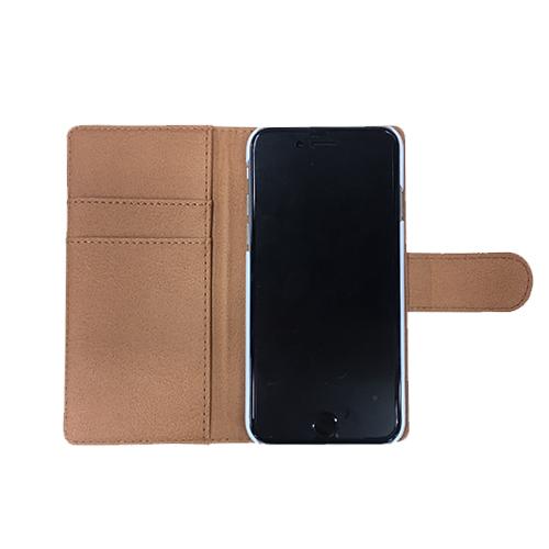 「ID:INVADED イド:インヴェイデッド」プレイピー 手帳型iPhoneケース