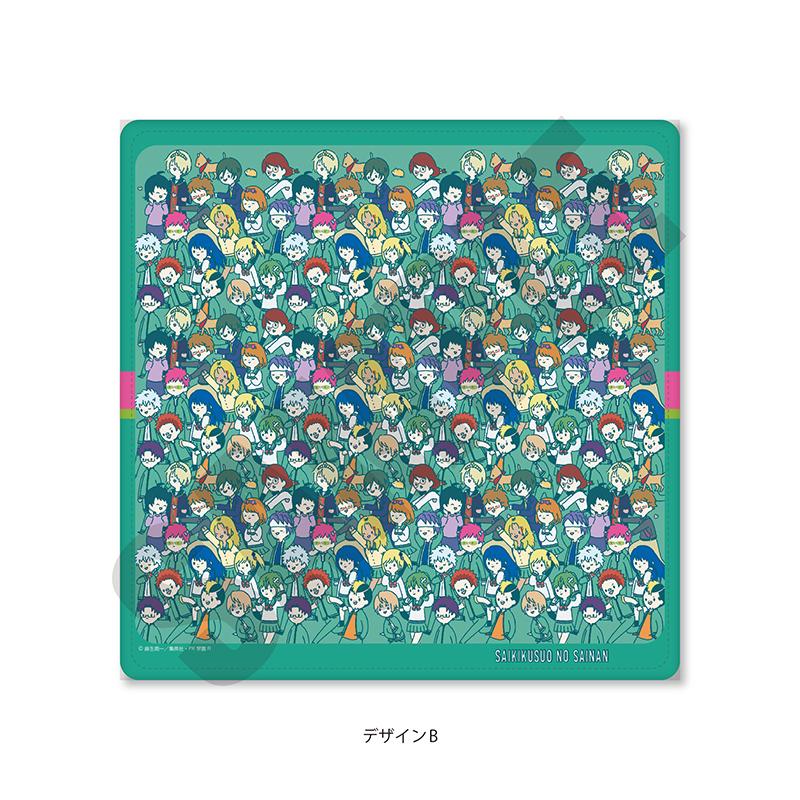 「斉木楠雄のΨ難」プレイピー プレミアムチケットケース