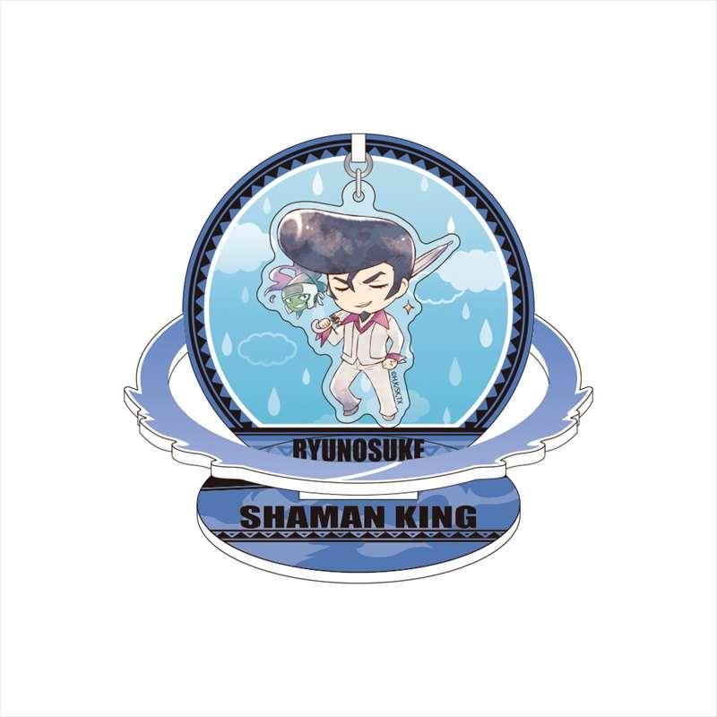 <予約>「SHAMAN KING」傘っこゆらゆらアクリルスタンド (CR)