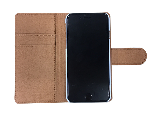 「厨病激発ボーイ」ぽてぽっくる 手帳型iPhoneケース