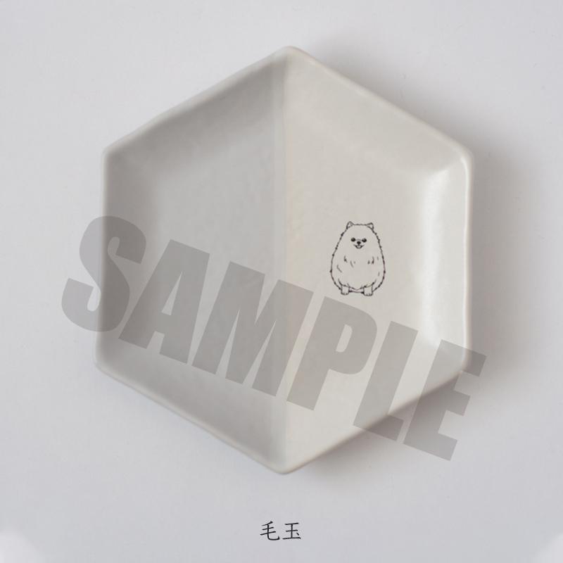 <予約>「映画 ギヴン」六角豆皿