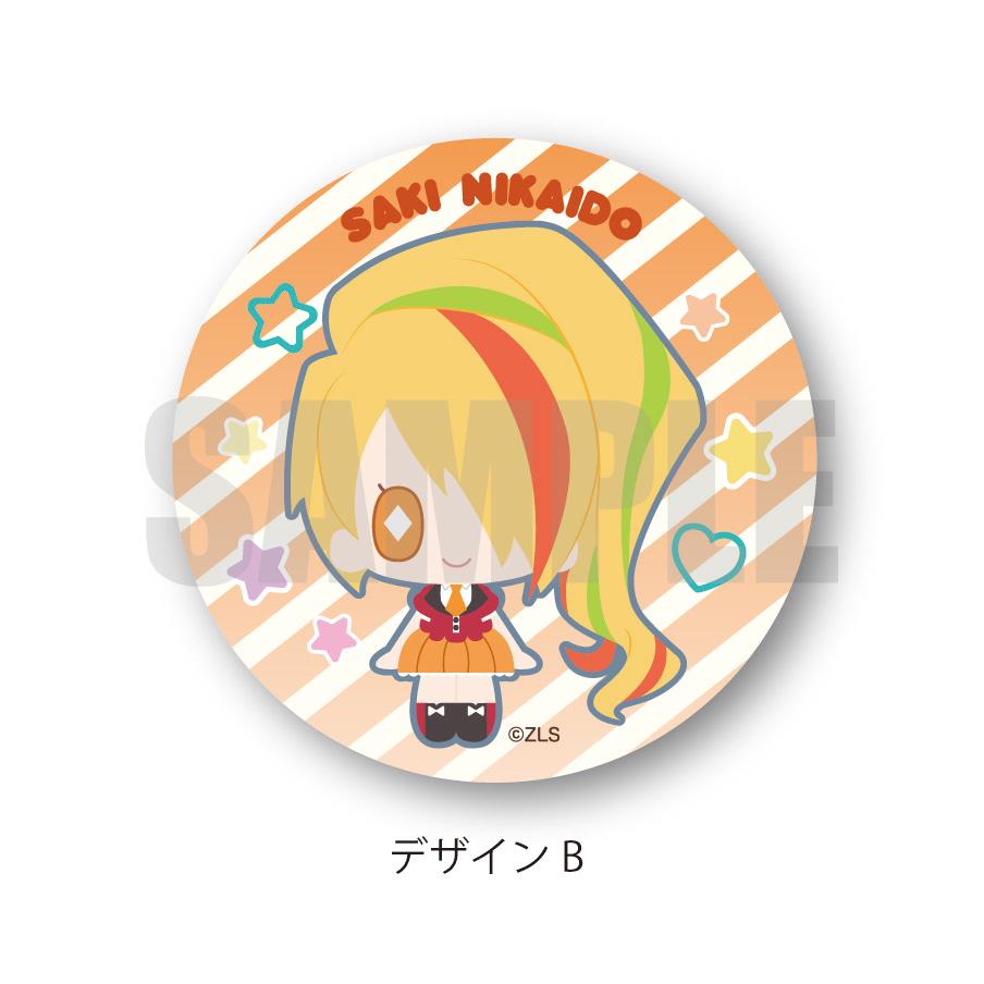 「ゾンビランドサガ」ぴくとちゃん 3WAY缶バッジ