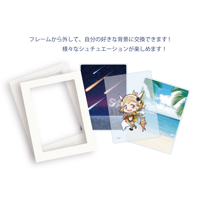 <予約>「戦姫絶唱シンフォギアXV」着せ替えフォトスタンド 第1弾 BOX(全6種) (IC)