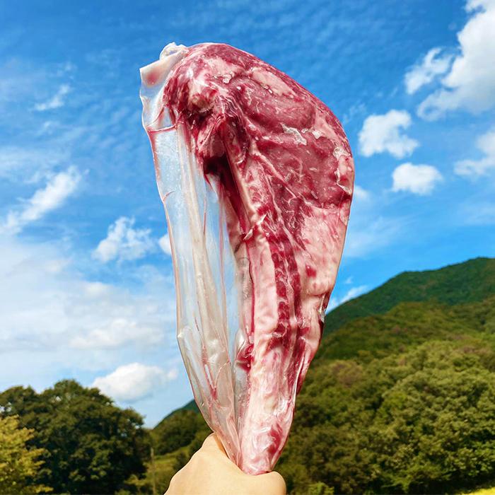 特大冷凍トマホークステーキ(1本約1.3kg)